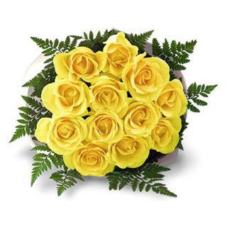 Flowers for hyderabad delivered same day by local floristsbouquet yellow rose bunch delivery in hyderabad india mightylinksfo