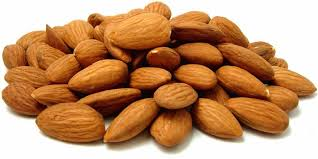 Almond dry fruits to Hyderabad India