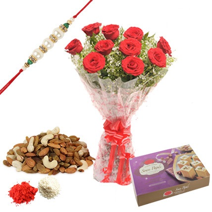 rakhi hand to hand delivery in hyderabad