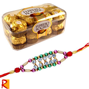 rakhi same dey home delivery in hyderabad